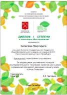 Сертификаты участников Ulmus Protectus
